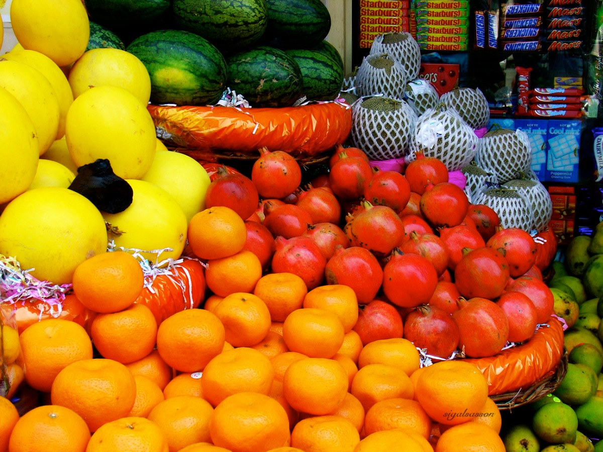 fruits and vegetables in nepal