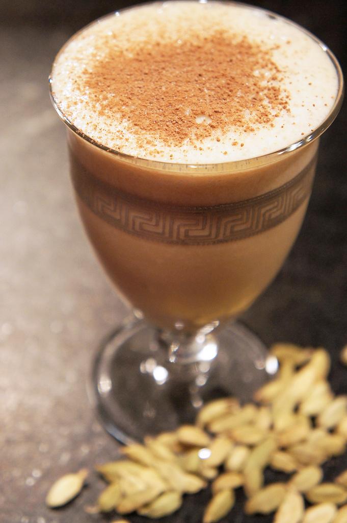 delicious halloween kahlua cocktail