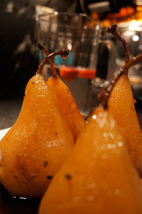 perfect pears dessert