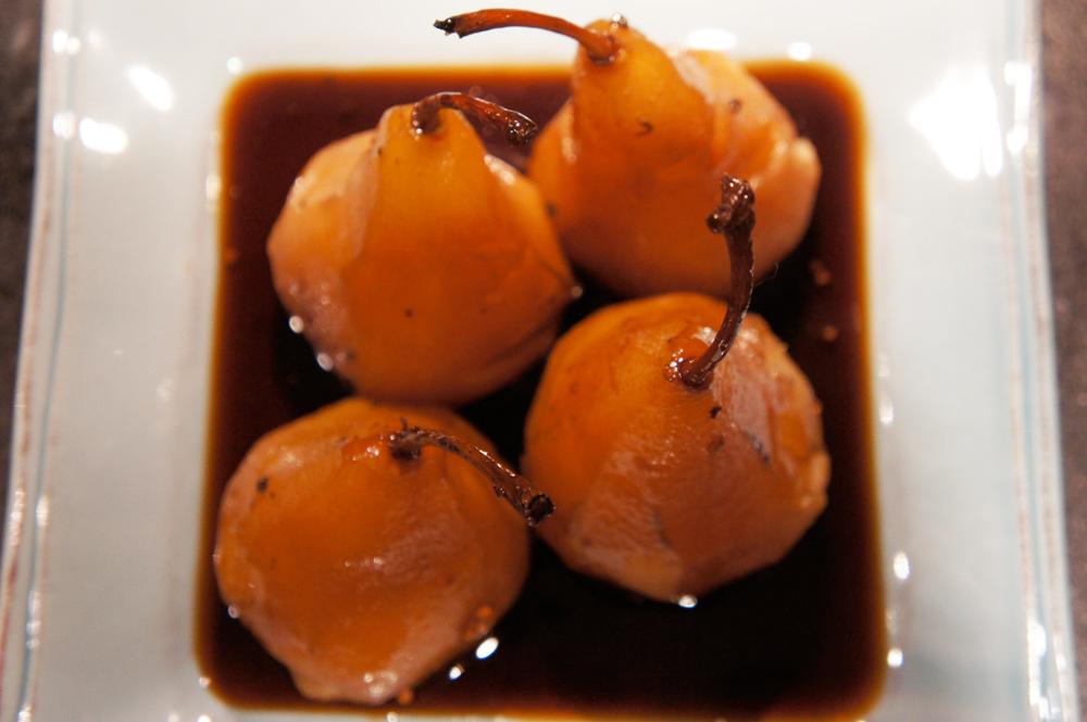 perfect pears dessert