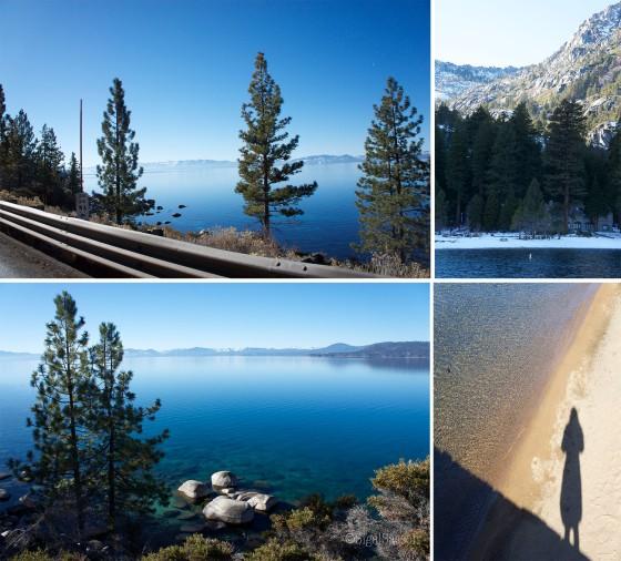 beautiful lake tahoe trip
